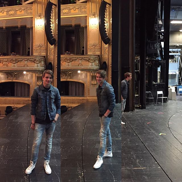 Anton Forsdik - Dramaten - The Royal Dramatic Theatre - Stockholm