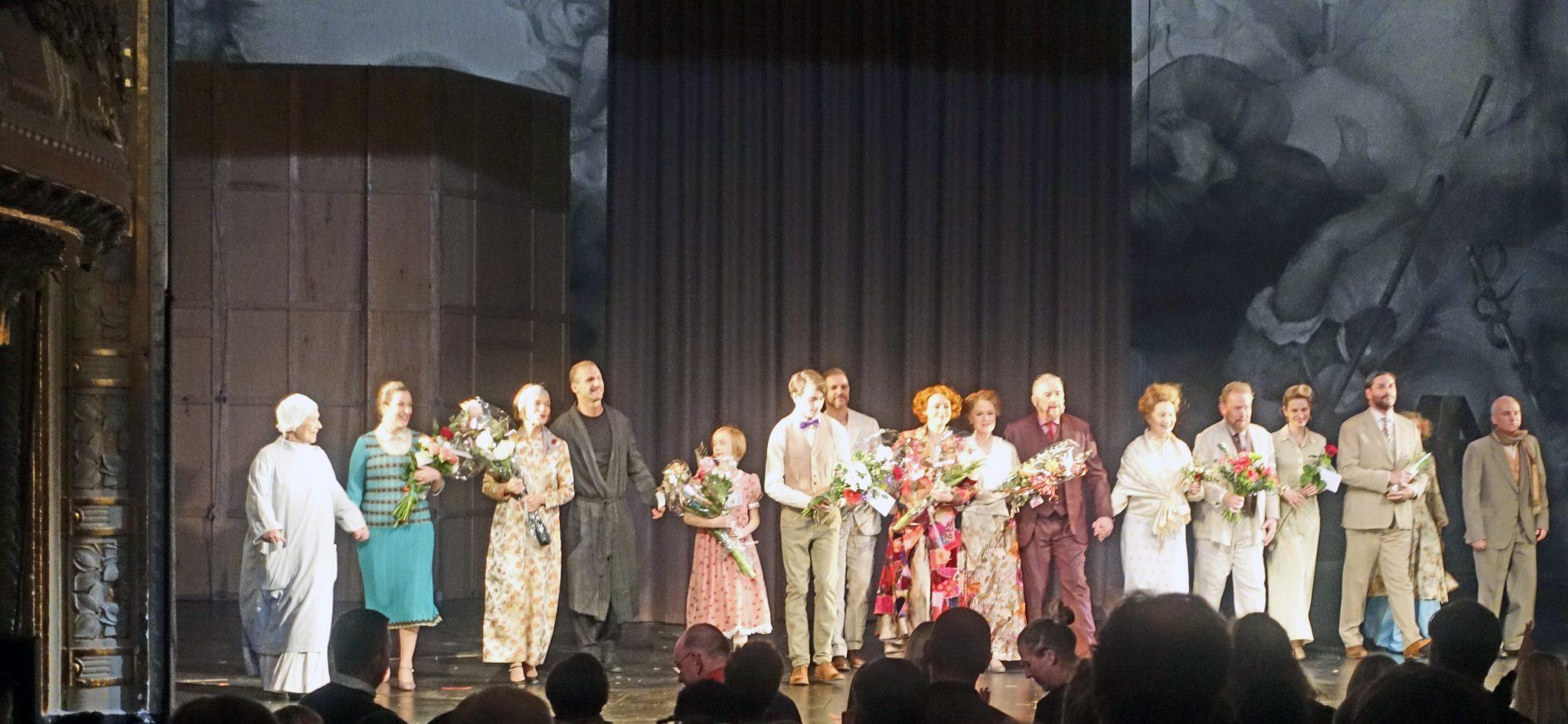 Dramaten, Anton Forsdik, Fanny och Alexander, Stefan Larsson