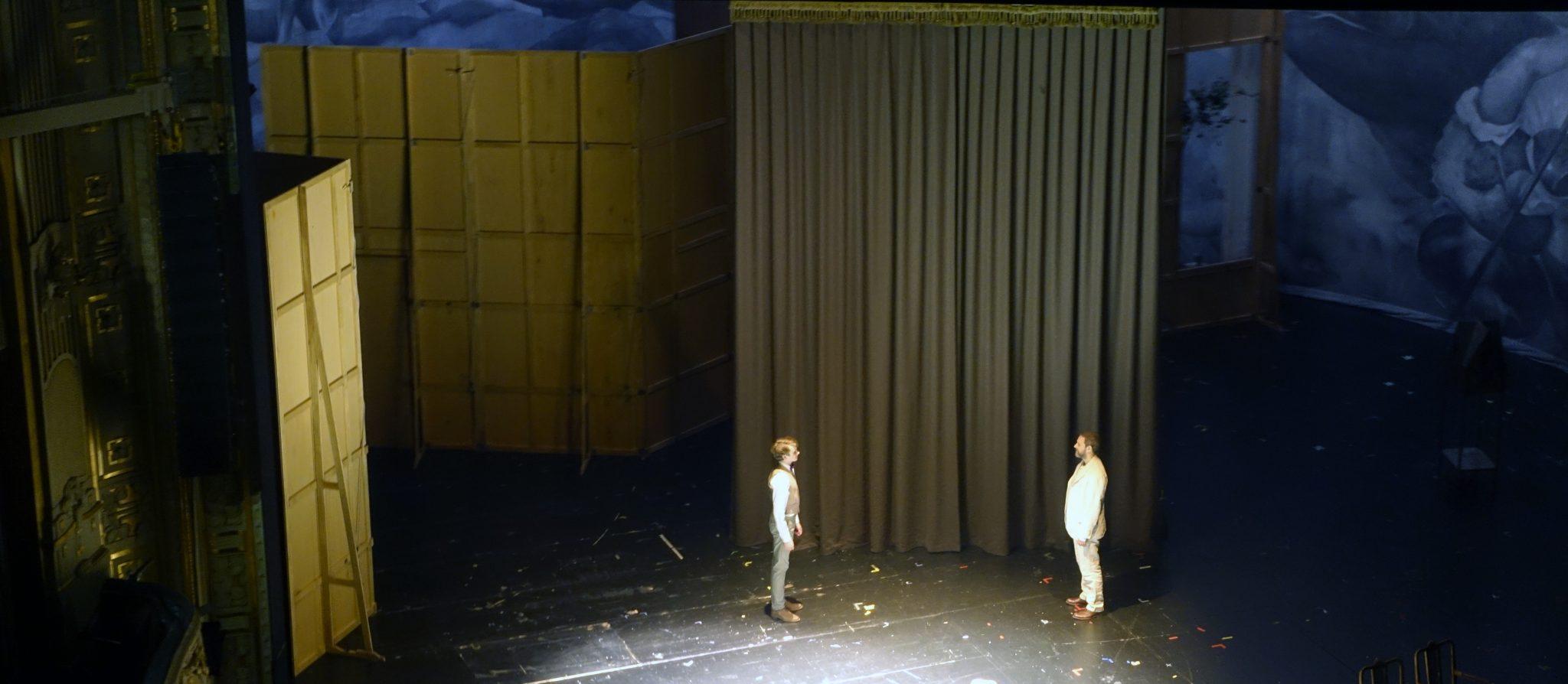 Fanny och Alexander - Dramaten - Anton Forsdik - Thomas Hanzon