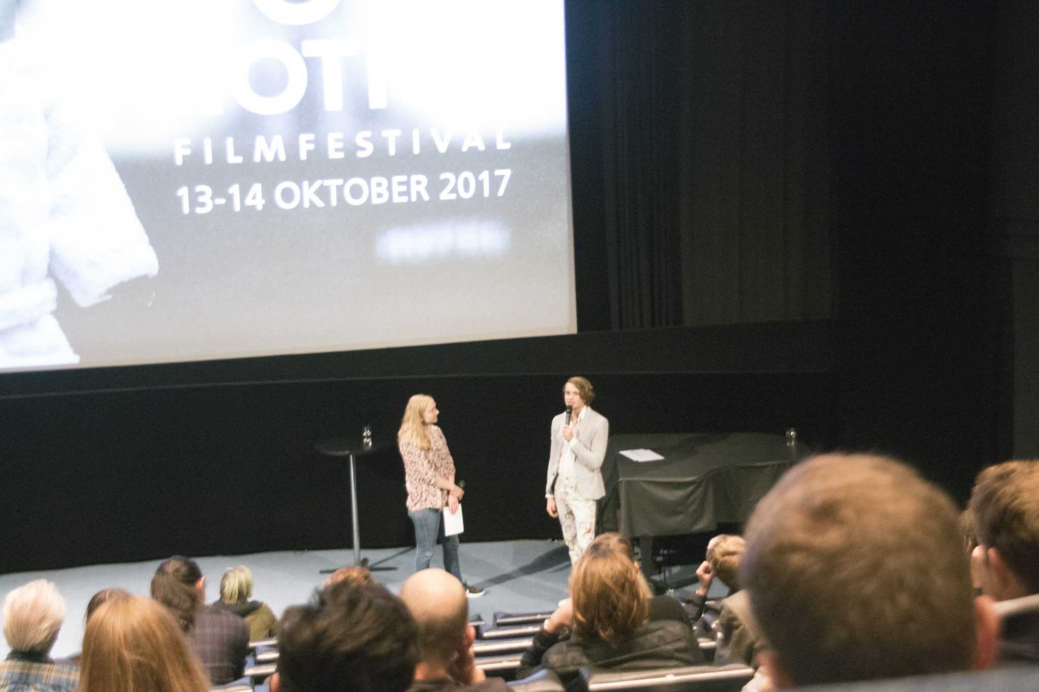 Stockmotion Filmfestival interview with Anton Forsdik